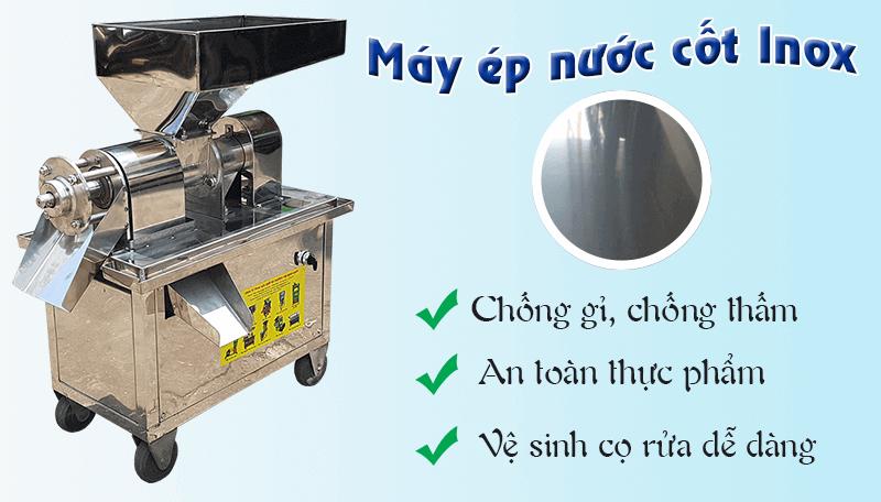 may ep nuoc cot inox - 8