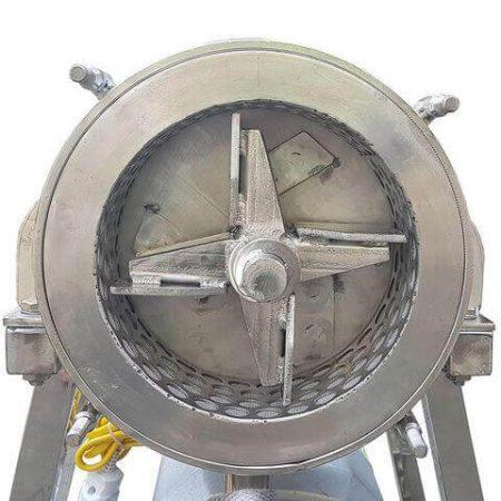may nghien bot nuoc inox 220V-6